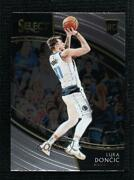 2018-19 Panini Select Courtside Luka Doncic 229 Rookie