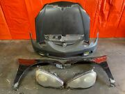 02-04 Acura Rsx Type S Base - Front Clip - Headlights - Bumper - Hood - Fenders