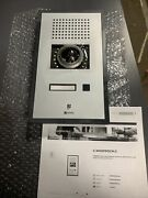 Commend Ws201pdcm.c Ws Digital Wall Mount Station W/ One Call Button And Camera