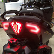 Motorcycle Rear Tail Light Brake Light Fit For Yamaha Tmax 530 2013-2016 2014