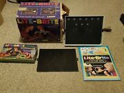 Vintage 1967 Hasbro Lite Brite Toy 5455 W/ Accessories Pegs And Sheets - Works