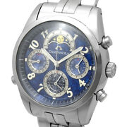 Citizen Campanola Grand Complication Ctr57-1101 Minute Repeater Moon Phase