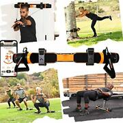 Maxpro Fitness Portable Smart Cable Home Gym All-in-one Machine W/bluetooth New