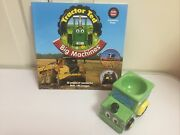 Egg Cup Timmy The Green Tractor Ted Big Machines Paperback Book Excellent Cond.