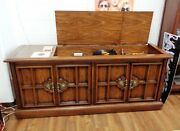 Vintage Magnavox 836 Stereo Console All Works Great