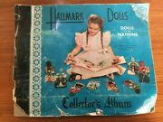 Vintage Complete 1950's Hallmark Doll's Dolls Of The Nations Collectors Album