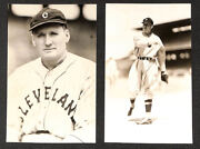 Walter Johnson Real Photo Postcards 2off Original Negatives-from George Burke