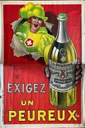 Poster Demand One Limited Bar Pub Appetizer Henry The Monnier 63x94 1/2in 1925