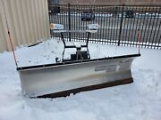 Snow Dog Hd80 8and039 Snowplow Wiring Harness And Hand Controller Included