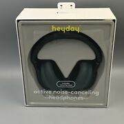 Heyday Active Noise Cancelling Over-ear Headphones Green - Sealed New In Box