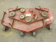 Exmark Turf Tracer Commercial 52 Inch Walk Behind Mower Mowing Deck 1-414385