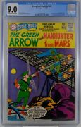 Brave And The Bold 50 Cgc 9.0 1963 Martian Manhunter Team-up