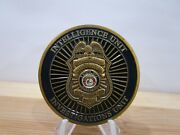Missouri State Inspector General Intelligence Unit Investigations Unit Coin