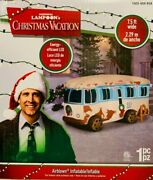 New National Lampoon's Christmas Vacation 7.5 Ft Rv Camper Inflatable By Gemmy
