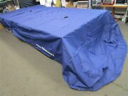 Sun Tracker 2014 Party Barge 24 Signature Pontoon Cover 35449-27 Blue V2 Boat