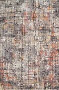 12and039 0 X 15and039 0 Loloi Rug Medusa Graphite Sunset 100 Polyester Pile Power Loome