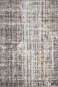 12and039 0 X 15and039 0 Loloi Rug Medusa Charcoal Multi 100 Polyester Pile Power Loomed