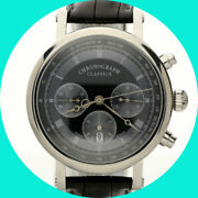 Sothis Chronograph Classic Limited Edition Series Mens Ss Automatic Watch 42.5mm