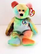 Ty Beanie Babies Retired Mint Collectible 1996 Peace