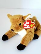 Ty Beanie Babies Retired Mint Collectible 1997 Whisper