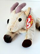 Ty Beanie Babies Retired Mint Collectible 1998 Goatee