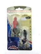 New Boat Battery Terminal Kit Converts Car Batteries To Marine Use- 51006
