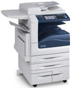 Xerox Workcentre 7845i Printer Color Copy Print Scan Low 19k Color