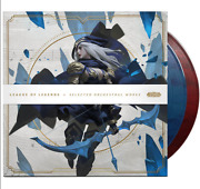 League Of Legends Selected Orchestral Works Soundtrack Double Vinyl Record New