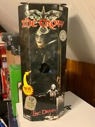 2001 Spencers Eric Draven 18 Talking The Crow Doll New