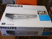New Philips Hdrw720 Dvd Recorder Hdd With 120 Gb Hard Drive Disk