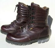 Browning Brand Gore-tex Br 90412 Menand039s 11.5m Waterproof Insulated Leather Boots