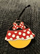Authentic Disney Pin Lr Minnie Mouse From 2020 Mystery Advent Calendar