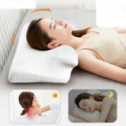 14cm Contour Memory Foam Pillow Orthopedic Pillow For Side Back Stomach Sleeper