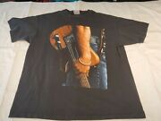 Vintage Bruce Springsteen 1992-93 World Tour Band T Shirt Size Xl Made In Usa 92