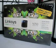 Linksys N750 Wi-fi Wireless Dual-band Router Ea3500