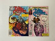 Marvel Comic Lot The Dark Crystal 1 2 1-2 Vf+ Bagged Boarded
