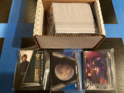 2020 Topps Star Wars Holocron 250card Complete Set W/inserts Lightsabersoloetc