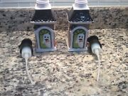 Bath And Body Works Haunted House Soap Dispenser-set Of 2