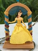 Disney 2020 Belle Fairytale Moments Sketchbook Ornament – Beauty And The Beast