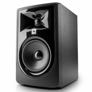 Jbl 305p Mkii Powered 5and039 Two Way Studio Monitoring Speaker Lsr305 2nd Gen