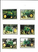 Tractor Trading Cards Sets And Singles See Pics Free Shipping Htf Rare Choose One