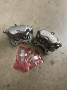 Rebuilt Front Calipers E12 530 528 520 Vented Discs Ate Oem Genuine Turbo Alpina