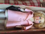 Vintage 19 Inch Cloth Lenci Doll Circa 1930andrsquos W Original Outfit And Accessoriesandnbsp
