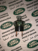 New Genuine Air Condition Pressure Switch Btr3720 Discovery Range Rover Classic