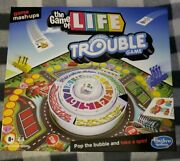 Game Mashups The Game Of Life Trouble Game - 100 Complete Great Game