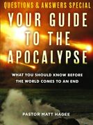 Your Guide To The Apocalypse Question And Answers Dvd John Hagee Economy Edition