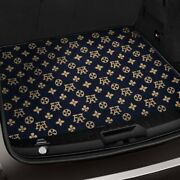 For Bmw X1 13-15 Fashion Auto Mat Carpeted Onyx Cargo Mat Bench Down