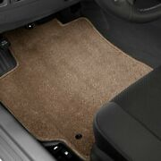 For Mazda 6 09-13 Super Plush Auto Mat Carpeted 1st And 2nd Row Desert Floor Mats