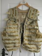 Genuine Army Surplus Tactical Load Carrying Vest Jacket Military {19}