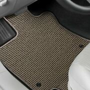 For Oldsmobile Alero 99-04 Berber Auto Mat 1st And 2nd Row Oak Carpeted Floor Mats